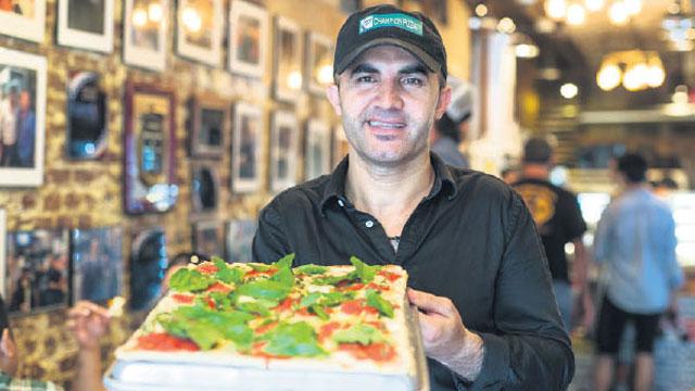 'Champion Pizza' chain by Hakki Akdeniz