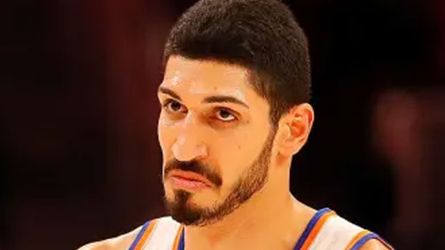 Turkey seeks arrest warrant for Kanter