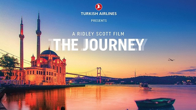 Turkish Airlines Super Bowl commercial by Ridley Scott