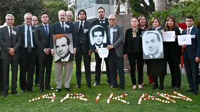 Slain diplomats commemorated in LA